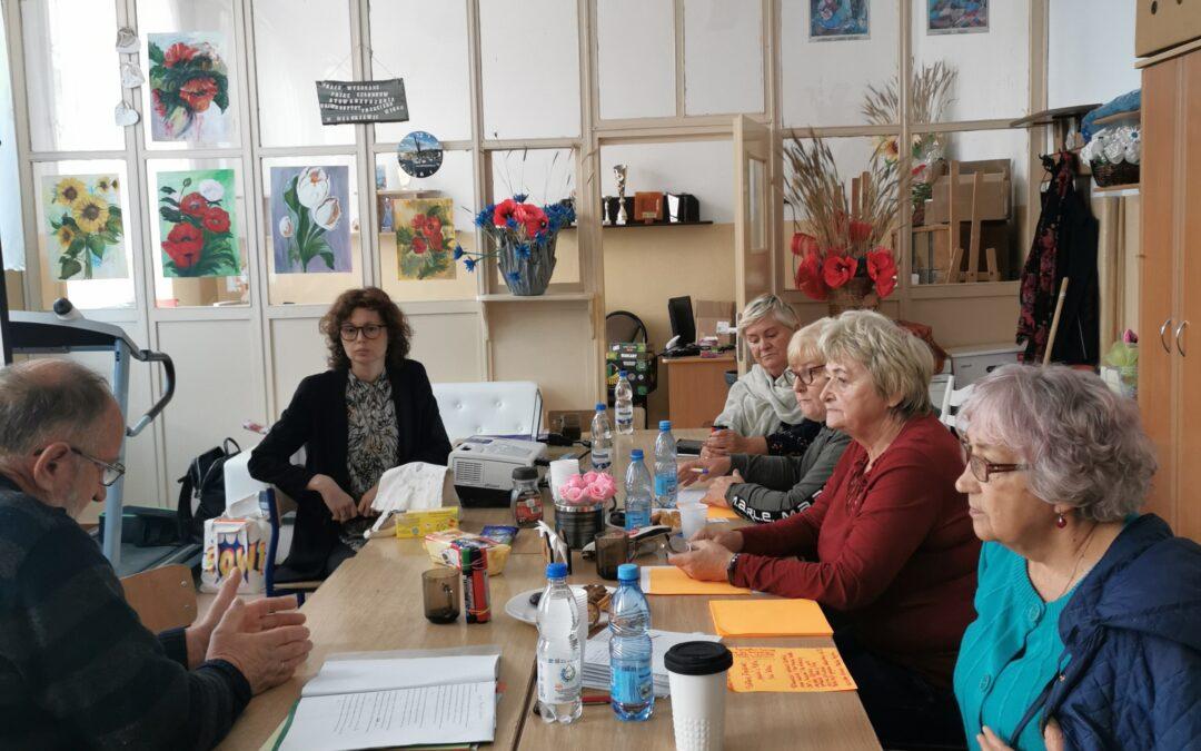 Spotkanie zpartner(k)ami STN:ORT Fest 2022 wWęgorzewie